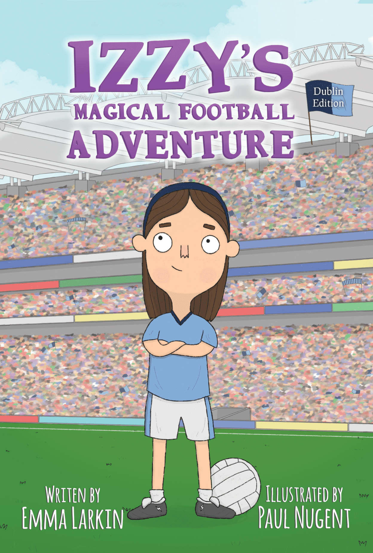 Izzy's Magical Football Adventure Dublin
