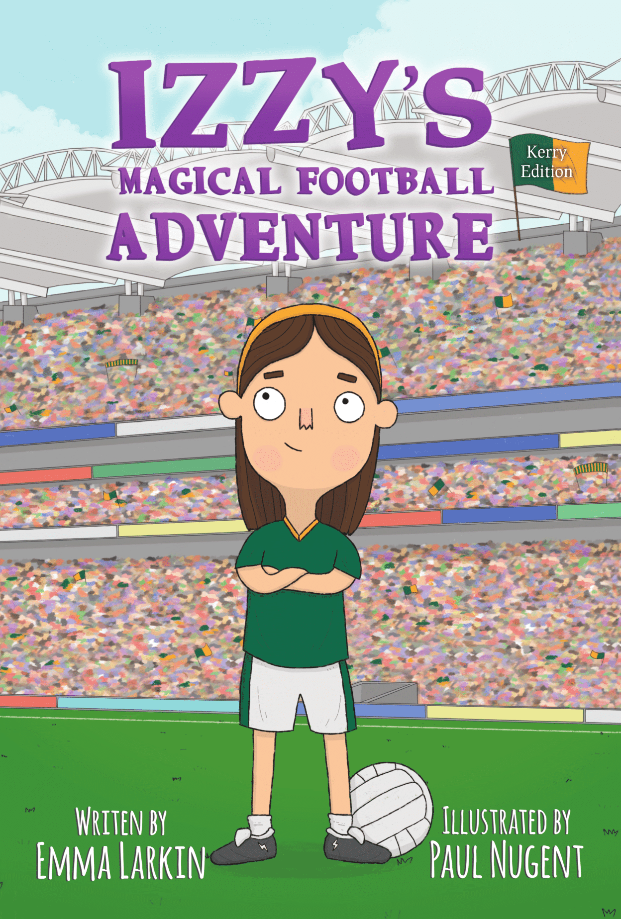 Izzys Magical Football Adventure Kerry