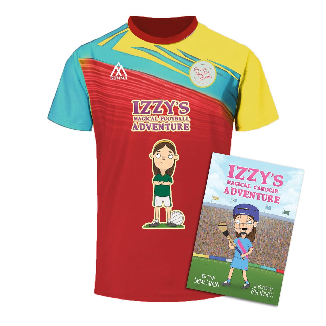 Training Tops and Books Bundle Camogie
