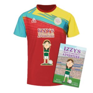 Training Tops and Books Bundle Football