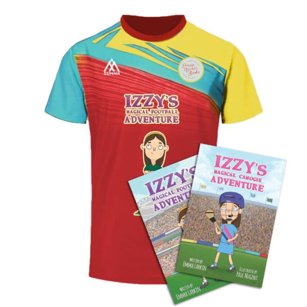Training Tops and Two Books Bundle